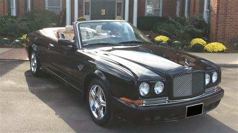 bentley azure convertible 2000 bentley azure convertible t211 kissimmee 2017