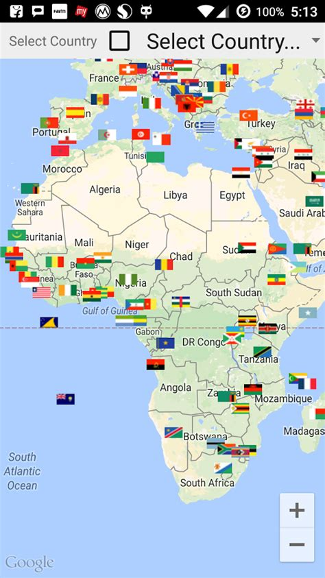 all flags map all country flags in map android apps on play