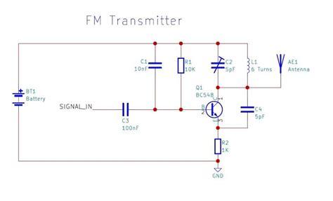 diy radio transmitter how to make an fm transmitter education maker pro