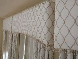 Drapery Valance Patterns Cornice Box Or Valance Which Style For Your Home