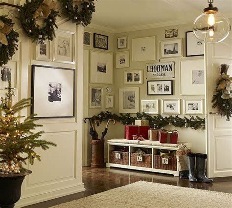 Decorating The Entryway by 50 Fresh Festive Entryway Decorating Ideas