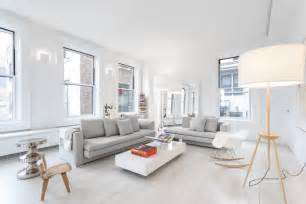build a living room soothing apartment found in the iconic flatiron building
