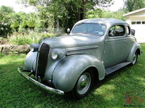 1937 plymouth coupe an original 1937 plymouth coupe images