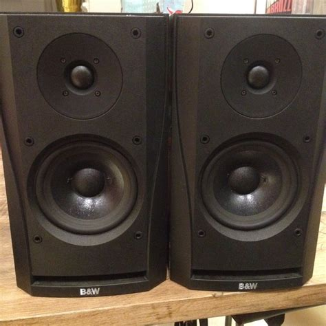 b w dm301 s for sale for sale canuck audio mart
