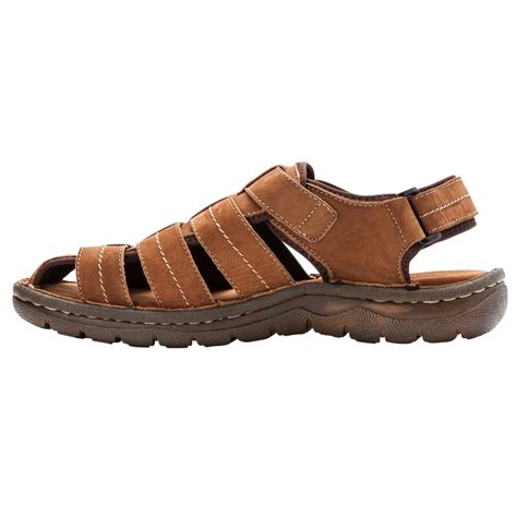 propet joseph s sandal with removable insoles free ship