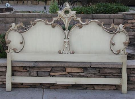 Antique Headboards King Antique King Headboard Provincial By By Foofoolalachild 950 00 For The Home