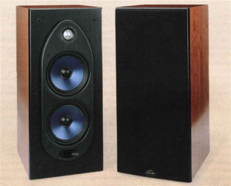 polk audio rt55i bookshelf speakers review and test