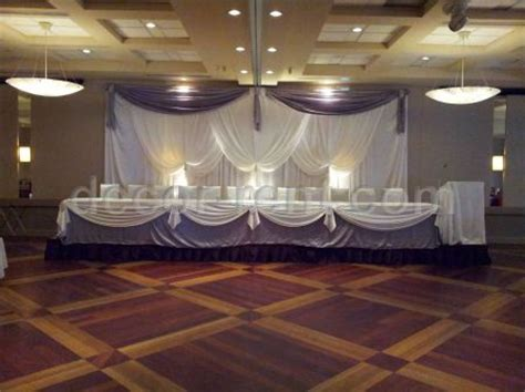 Wedding Backdrop Mississauga by Wedding Backdrops Toronto Wedding Backdrop Rental