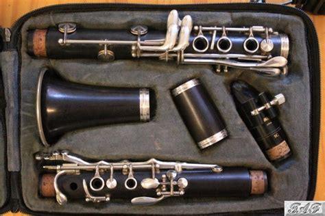 buffet cron international semi professional bb clarinet