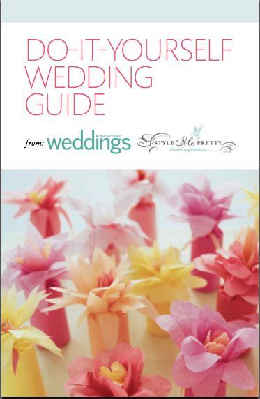 martha stewart wedding favors do it yourself 2 true event do it yourself wedding guide martha stewart