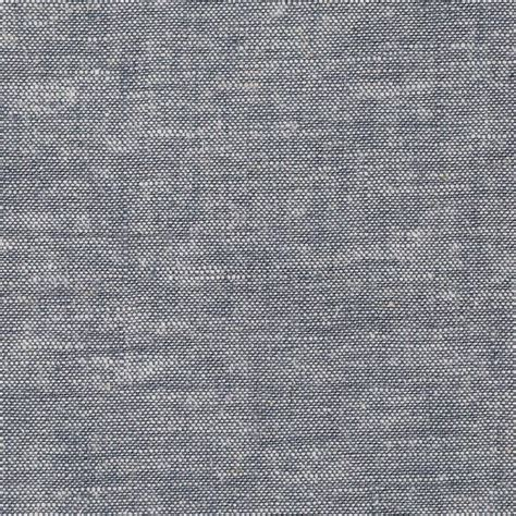 Grey Fabric by Kaufman Brussels Washer Linen Blend Yarn Dye Grey