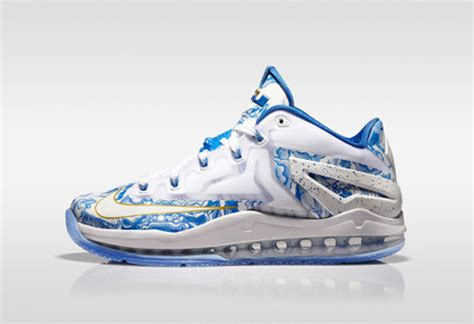 nike lebron 11 low quot vase quot sneakernews