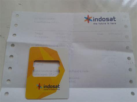 Pulsa Indosat Reguler 10 000 mengganti kartu sim indosat yang rusak nulis