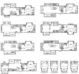 Forest River Travel Trailer Floor Plans pin by jacquie thaute on fifth wheel pics and floor plans