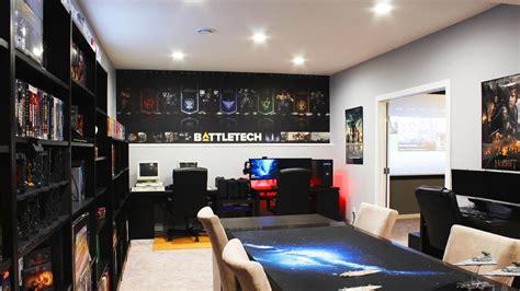 room setup gaming room setup spotlight