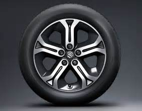Suzuki Alloys Suzuki Vitara Web Black Edition 17 Inch Alloy Wheels