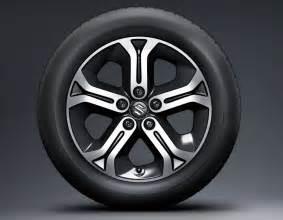 Suzuki Vitara Wheels Suzuki Vitara Web Black Edition 17 Inch Alloy Wheels