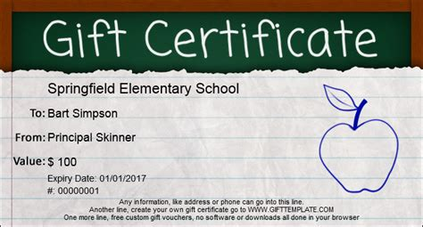 ubuntu corner movie and school gift certificates