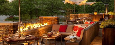 outdoor dining restaurants with patios fairfax county