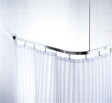 universal curtain track universal shower curtain track chrome notjusttaps co uk