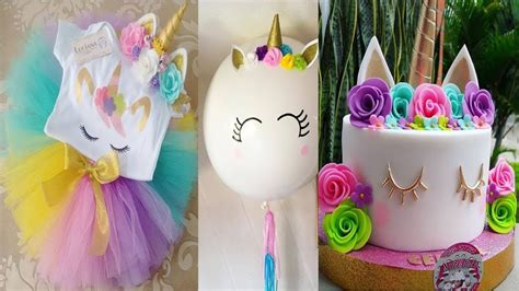 Home Decorating Channel by Cutest Decor Diy Unicorns Birthday Party Decoration