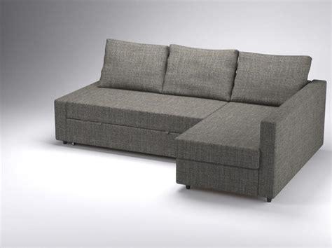 Small Sleeper Sofa With Chaise Photos Canap 233 Friheten