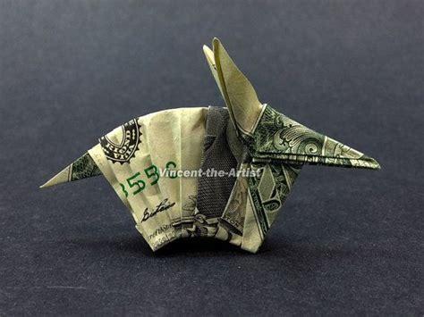Origami Armadillo - dollar bill money origami armadillo money dollar origami