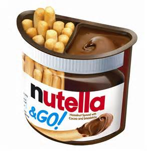 ferrero brings nutella go to the uk