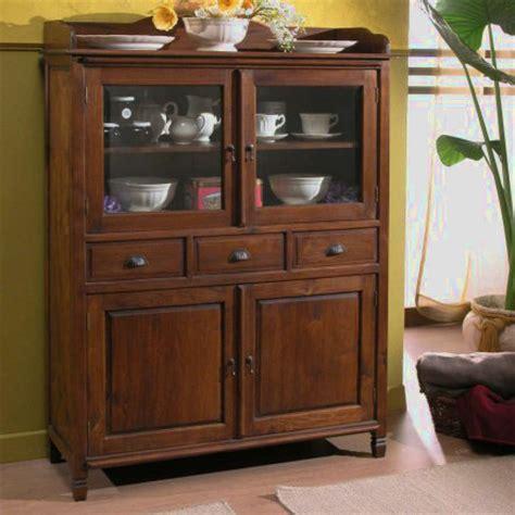 mobili credenza vetrine etniche e credenze alte vintage prezzi su etnico
