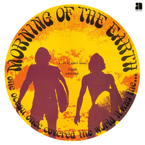 of the morning morning of the earth anthology surf archive