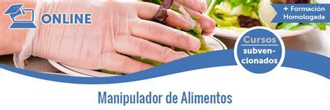 titulo manipulador de alimentos gratis cursos gratis blog de eace formaci 243 n