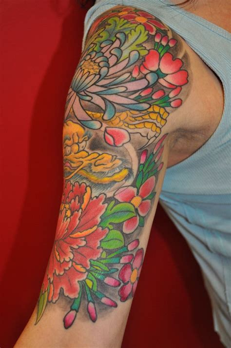 3d flower tattoos 17 best images about tats fashion on
