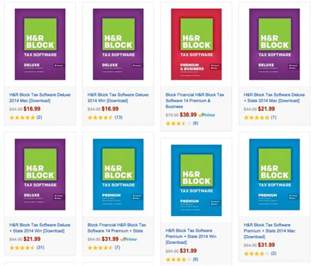 *HOT* 50% Off H&R Block Tax Software (Today Only ... H And R Block 2015 Tax Software Deals
