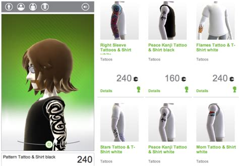 xbox tattoo ideas xbox live avatar tattoos now available