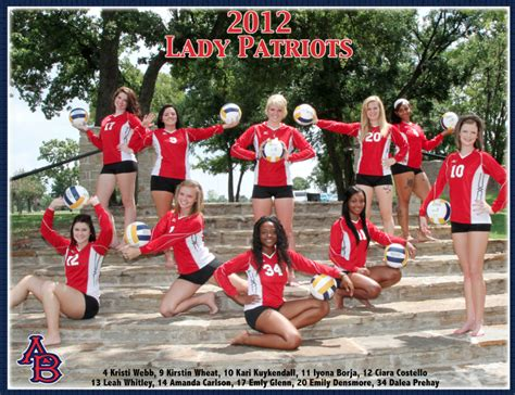 oklahoma region volleyball association 187 lady patriot volleyball finishes 2nd at nccaa regionals