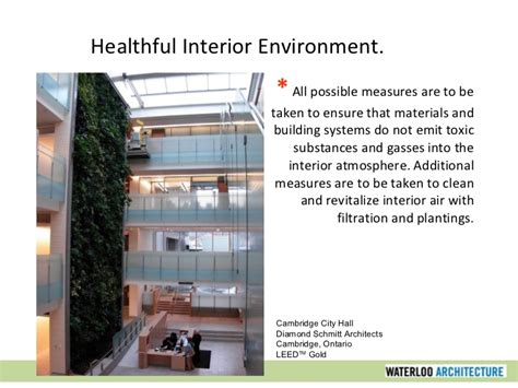 sustainable design for interior environments sustainable design part one building an environmental ethic