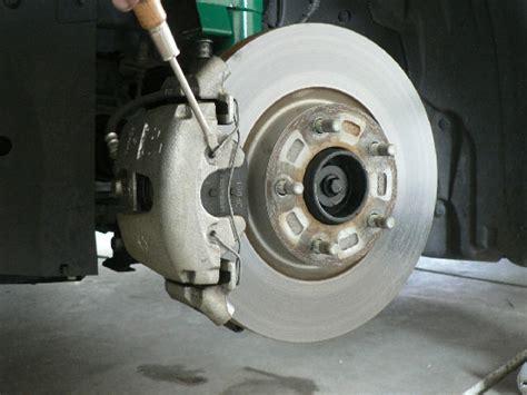 mazda3 howto install front brake pads and rotors