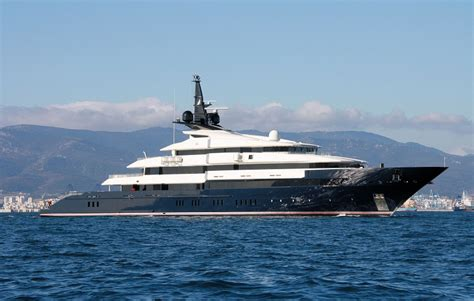 seven seas steven spielberg is selling his 282ft superyacht for an