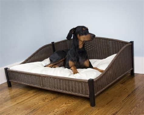 black friday dog beds black friday decorative rhino wicker pet bed large 47