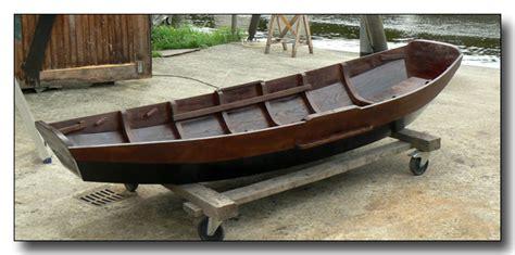 zelf roeiboot bouwen scheepstimmerwerf peter schouten in kortenhoef