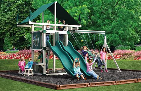 swing sets long island ny kc 7 deluxe backyard solutions of long island