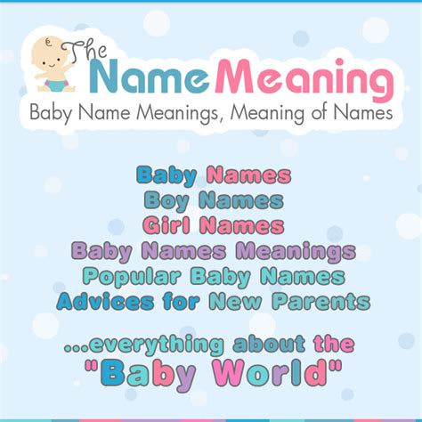 name origin names the name meaning