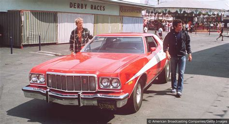 Starsky And Hutch Gran Torino wheeler dealers 187 the most cars on tv