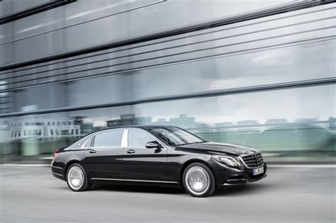 maybach mercedes benz 2016 mercedes benz s class maybach debuts officially