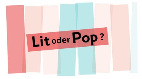 Lit Pop by Lit Oder Pop