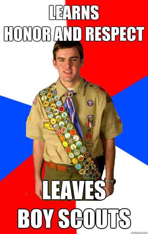 Boy Scout Memes - boy scout memes quickmeme