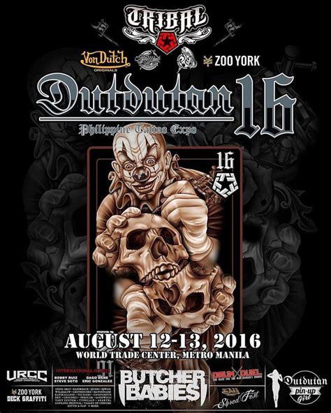manila tattoo convention 2015 dutdutan 2016 philippine tattoo expo pinoy manila