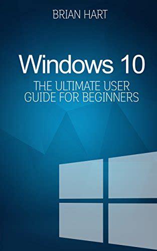windows 10 beginners guide tutorial youtube image gallery latest windows 10 manual