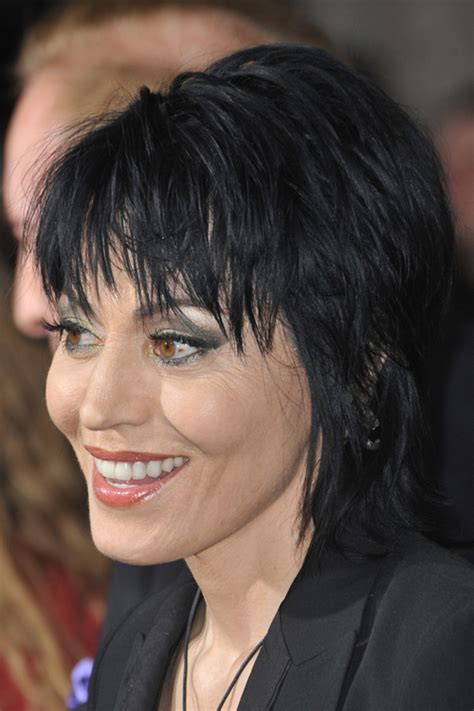 Joan Jett Hairstyle Pictures | joan jett s hairstyles hair colors steal her style