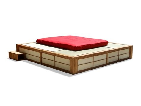 tatami futon tatami convertible storage bed podio by cinius